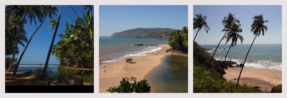 Dwarka Goa - Beach - Lagoon