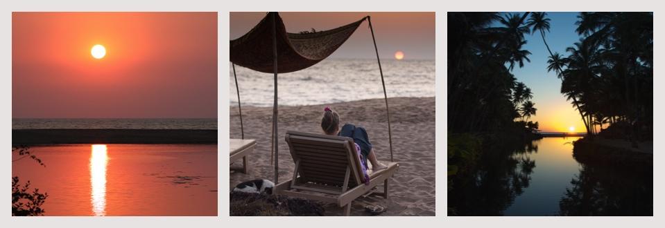 Dwarka Goa - Sunsets