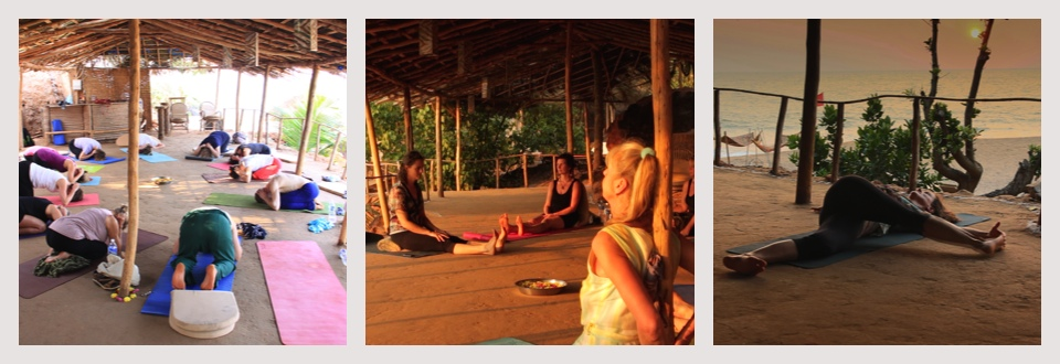Dwarka Goa - Yoga Teaching