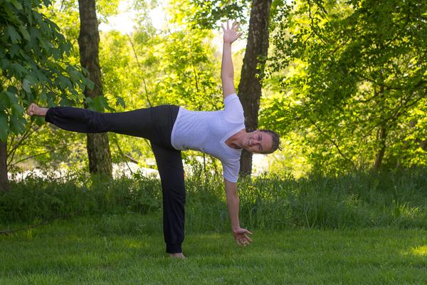Yoga retreat i nature med Solveig Egebjerg