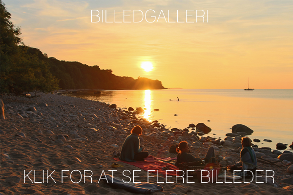 Yoga Retreat Bornholm Salene Strand