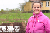 Making a New Kitchen Garden & Hugelkultur Beds